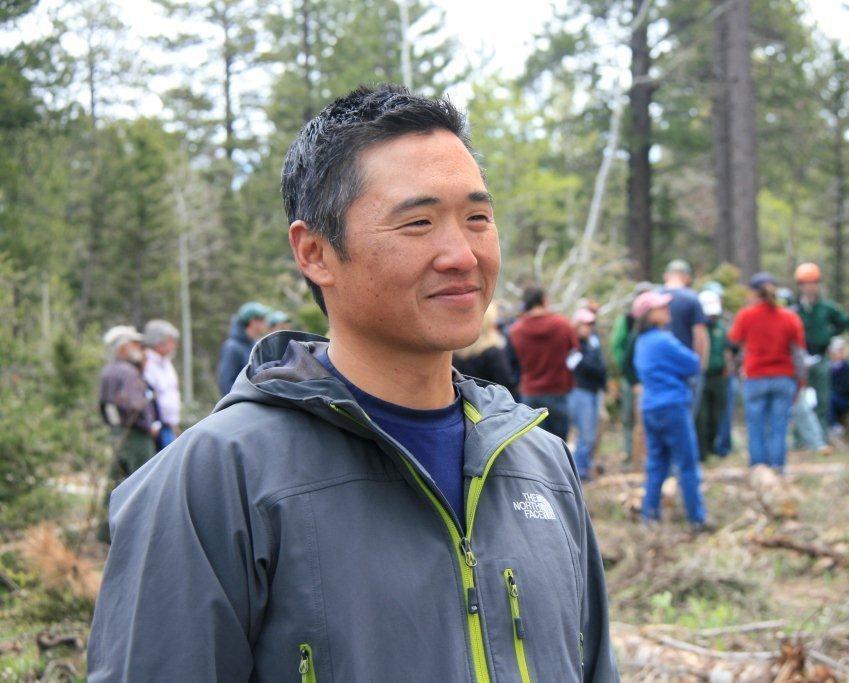 CFRI Director Tony Cheng